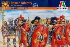 Italeri 1 72 Roman Infantry 1st to 2nd Century Bc.