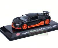 1/43 Scale BUGATTI Veyron 16.4 Super Sport 2010 Diecast