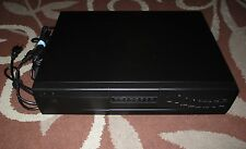 Arm Electronics 4-Ch Video Surveillance Dvr Cdrw 480Fps # Pnl-Dvr4015Ncd *As Is*