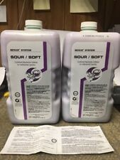 US Chemical Nexus System Sour and Softener Laundry Concentrate 3100 Mil. 2pk