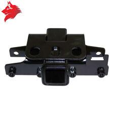 Anhängerkupplung ohne Schrauben Jeep Wrangler JK 2007+, Gloss black