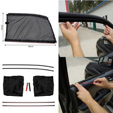 Car Sun Shade Window Curtains For Front Side Window Interior Accessories Summer