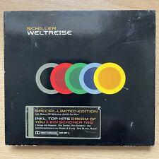 Schiller **WELTREISE**, 2 CDs, Limited Deluxe Edition, sehr selten**