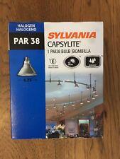 """SYLVANIA CAPSYLITE PAR38 90 Watt 120 V BEAM HALOGEN 4.75"""""""