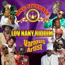 Lov Nany Riddim - King Sturrage Sounds - KGST001 - *SALE*