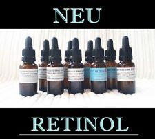 pflanzliches RETINOL & Matrixyl 3000 Hautverjüngung, Faltenkiller, Anti Age, NEU