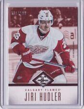 2012-13 Limited #101 Jiri Hudler 221/299 Base Card - Flat S/H