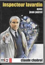 DVD ZONE 2--INSPECTEUR LAVARDIN--JEAN POIRET/CHABROL