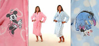 GORGEOUS LADIES DISNEY STORE DRESSING GOWN PYJAMAS EEYORE AND MINNIE MOUSE S,M,L