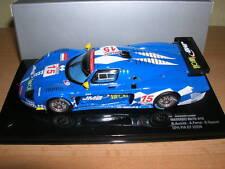 Ixo Maserati MC12 SPA FIA GT 2008 Par exemple Aucott A. Ferte S. Daoudi #15 1:43
