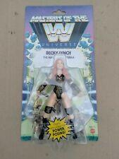 Masters Of The WWE Universe Becky Lynch,  MOTU He-Man Walmart Exclusive