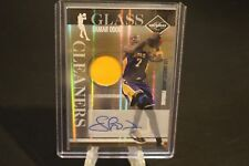 10-11 Limited Glass Cleaners Lamar Odom Patch Auto # 11/49