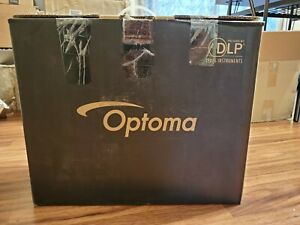 Optoma Eh500 Full Hd 1080p Projector 3d