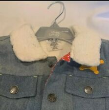 New Toy Story Baby Denim Jacket 18/24 M