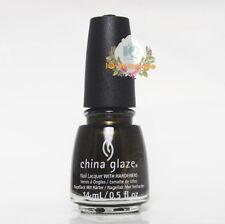 China Glaze Nail Polish Paint It Black Halloween 2018 Pick Any Shade