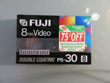 New FUJI P6-30 MP DS 8mm video PG-30 (01)