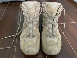 Lowa Mens Zephyr GTX Mid TF Boots 310537 0410 Coyote Brown - Size 10