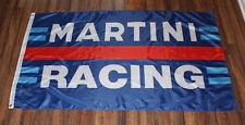 Martini Racing Flag Rossi Porsche Formula One Team F1 Sign Banner Auto Car new