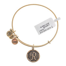 Alex & Ani inicial R brazalete de oro A13EB14RG-PVP £ 29