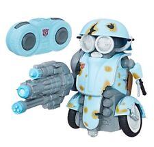 New Transformers Autobot Sqweeks RC Remote Control Robot The Last Knight NIB NIP