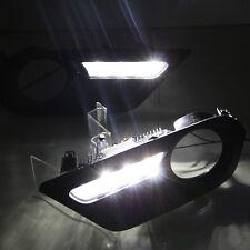 For Isuzu MU-X 2013-2016 LED Daytime Running Lights DRL Fog Lamp Cover #RX381