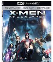 X-men: Apocalypse [New 4K UHD Blu-ray] 4K Mastering, Ac-3/Dolby Digital, Dolby