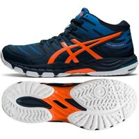 Asics GEL-BEYOND Mt 6 M 1071A050-400 volleyball shoes multicolored navy