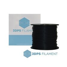 NEW 3DPS Trial 0.25KG Black ABS 1.75mm 3D Printer filament
