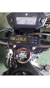 SALE! Honda Grom Afr Gauge Mount aRacer Dg1 Tuner 13-20 All Year Air Fuel Ratio