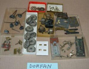 Dorfan Prewar Original Vintage Train and Toy Train Accessory Locomotive Parts