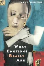 What Emotions Really Are: The Problem of Psychological Categories: By Griffit...