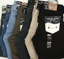 Oscar Denim Jeans for Men  30-42 Brand New