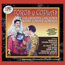TOROS Y COPLAS- VARIOS -2CD