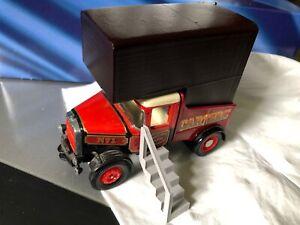 Corgi Scammell Highwayman Code 3 Carters Showmans Fairground Steps 1:50 Lorry
