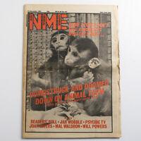 NME magazine 17 December 1983 Jah Wobble Psychic TV Joan Rivers Mal Waldron