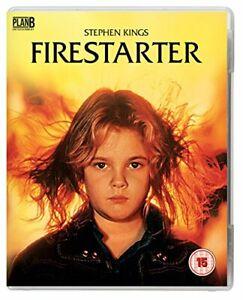 Firestarter (Dual Format) [Blu-ray] [DVD][Region 2]