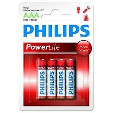 Pila AAA 1.5v Philips Lr03p4b/10