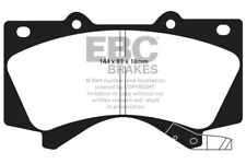 EBC Bluestuff Front Brake Pads for Lexus LX570 5.7 (2007 > 15)