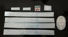 Kit adesivi compatibili Bianchi livigno outline  old decal