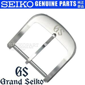 GENUINE GRAND SEIKO 16-MM STAINLESS STEEL BUCKLE DC94AW-BJ00 MADE JAPAN GS CLASP