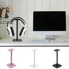 Universal Aluminum Headset Earphone Stand Holder Headphone Display Bracket Rack