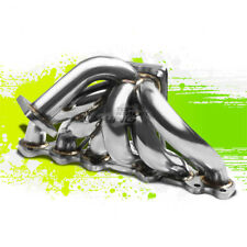 FOR 93-98 TOYOTA SUPRA JZA80 2JZGTE T4 RACING PERFORMANCE TURBO MANIFOLD EXHAUST