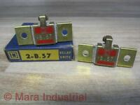 Square D B.57 Thermal Overload Relay Unit (Pack of 2)