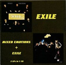Exile – Mixed Emotions + Exile RARE COLLECTOR'S CD!