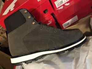 Puma DESIERTO Fun Winter Boots Olive Night Brand New !!!