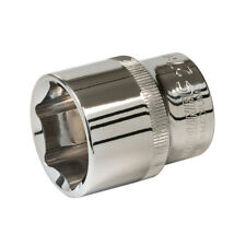 "Silverline 501792 Socket 1/2"" Drive 6 Point Metric 27mm"