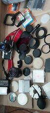 Pentax ME Super 35mm Film Camera w/ SMC Pentax-M Zoom Lens 40-80mm fully testedu