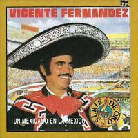 Un Mexicano En La Mexico - Fernandez,Vicente (1995, CD NEUF)
