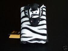Enesco - Wild Nici - Zebra Plush Cell Phone Wallet Nwt!