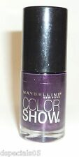 Maybelline Color Show  Nail Polish DEEP IN VIOLET 185